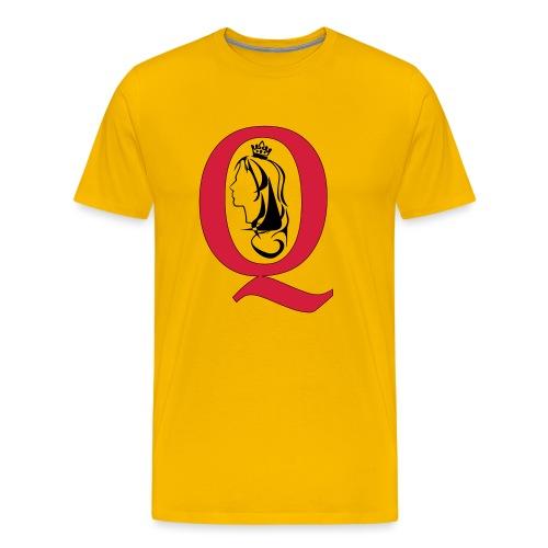 Queen Dame - Männer Premium T-Shirt