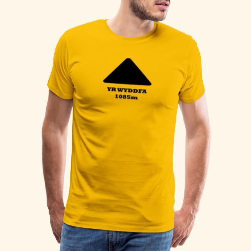 Snowdon - Men's Premium T-Shirt