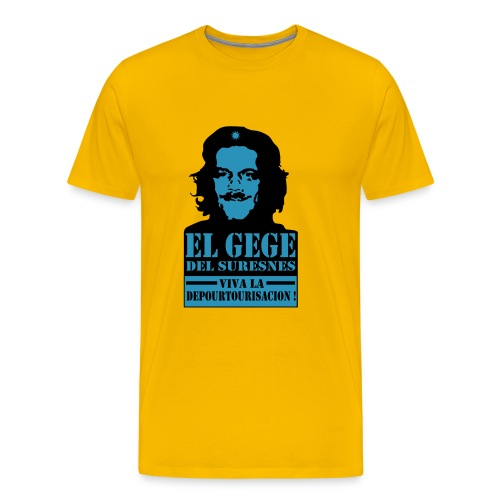 elgege - T-shirt Premium Homme