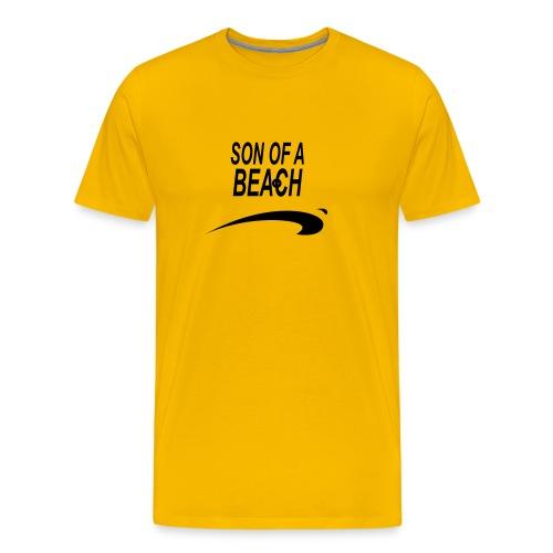 son of a beach1 - T-shirt Premium Homme