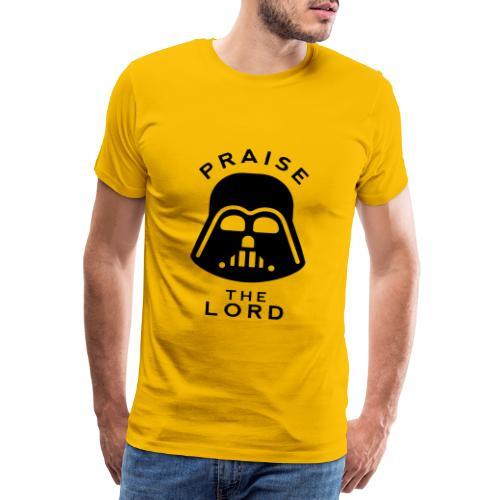 PRAISE THE LORD - Men's Premium T-Shirt
