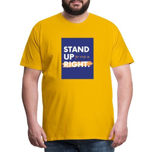 03723A0F FC04 4886 ACEC BB0A8F7400D9 - Men's Premium T-Shirt