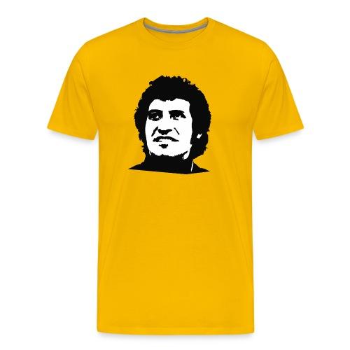 Victor Jara white - Männer Premium T-Shirt