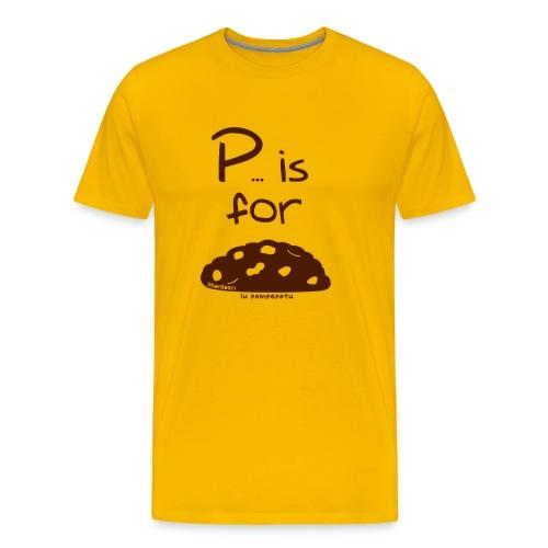 Pampepato - Maglietta Premium da uomo