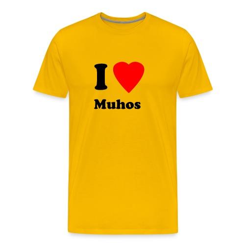 muhos1 - Miesten premium t-paita