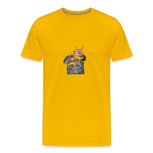 1140 Wien Bande - Männer Premium T-Shirt