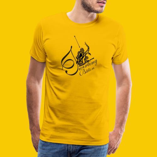 twirling b 2 - T-shirt Premium Homme