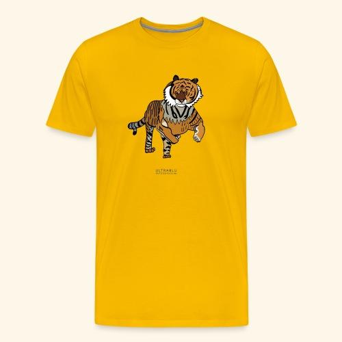 The Tiger - Men's Premium T-Shirt