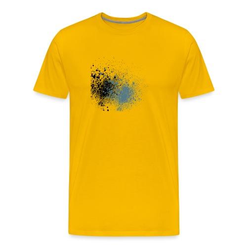 färger - Premium-T-shirt herr