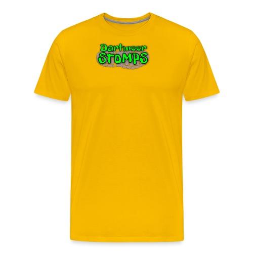Dartmoor Stomps Logo - Men's Premium T-Shirt