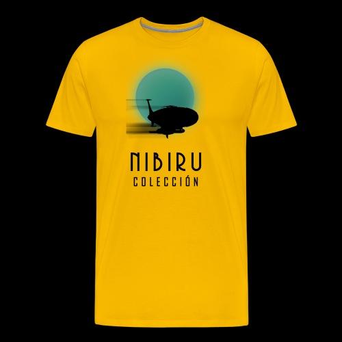 NibiruLogo - Camiseta premium hombre