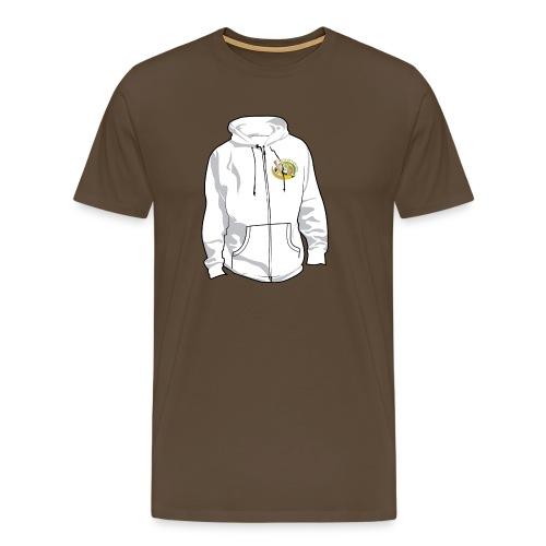 hoodyfront - Mannen Premium T-shirt
