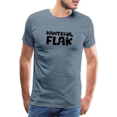 Potetchips - Premium T-skjorte for menn