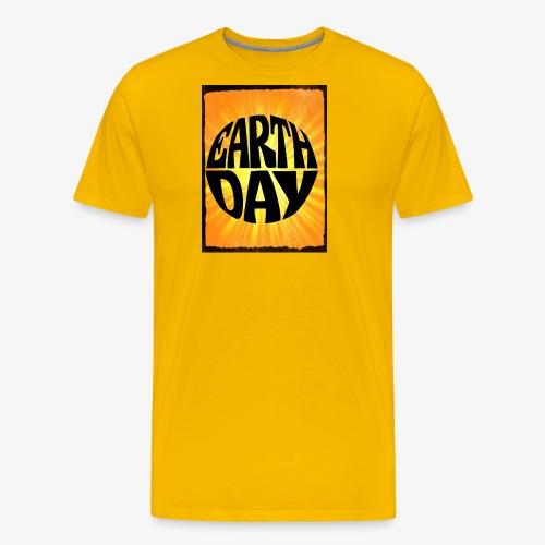 Earth day - Camiseta premium hombre