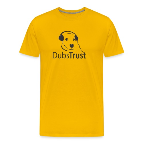 Dubs Grey - Men's Premium T-Shirt