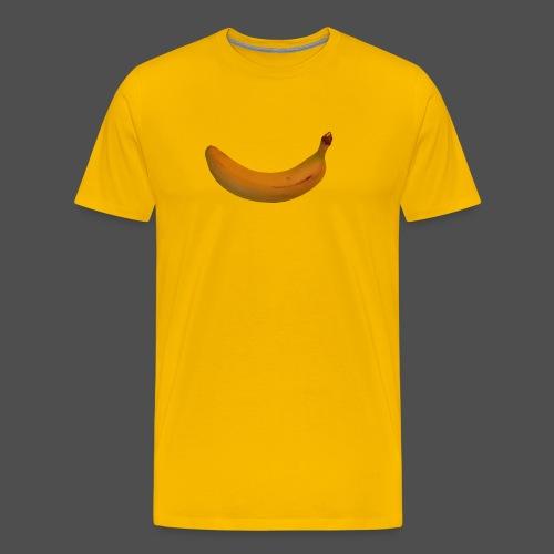 Banane 0PD04 - Men's Premium T-Shirt