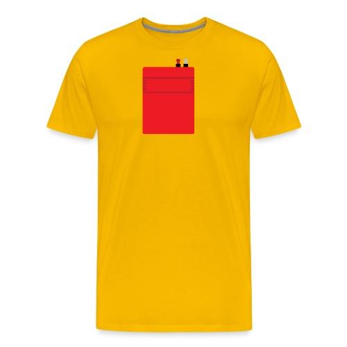 Action Replay - Men's Premium T-Shirt