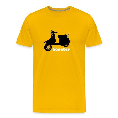 scooter 2 - Mannen Premium T-shirt