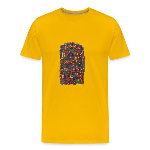Artofsoul88 - Mannen Premium T-shirt