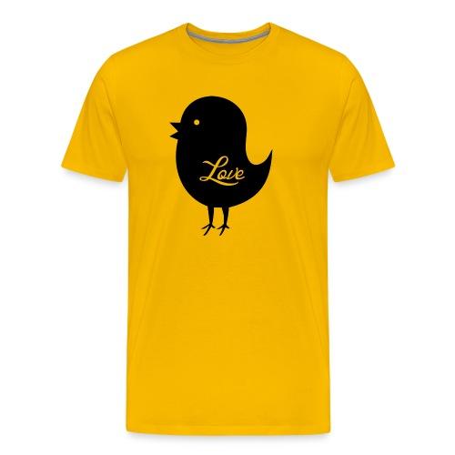 Birdie - Men's Premium T-Shirt