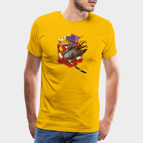 Fighting cards - Guerrier - T-shirt Premium Homme