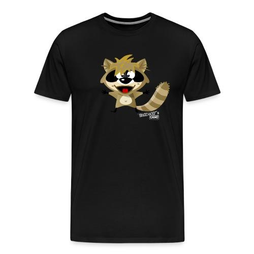 racconys gang sugar png - Männer Premium T-Shirt