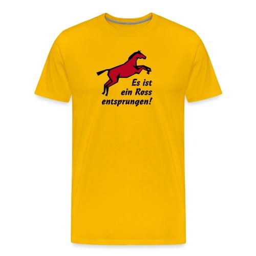 ross_2c - Männer Premium T-Shirt