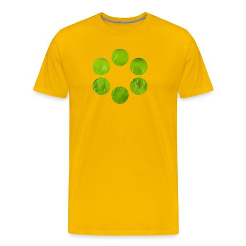 wallpaper v1 png - Men's Premium T-Shirt