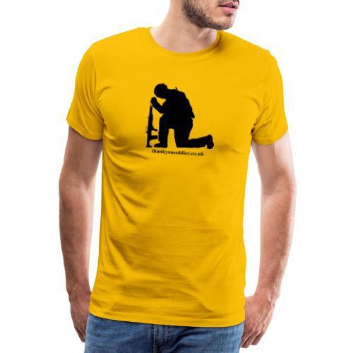 BLKUK Soldier - Men's Premium T-Shirt
