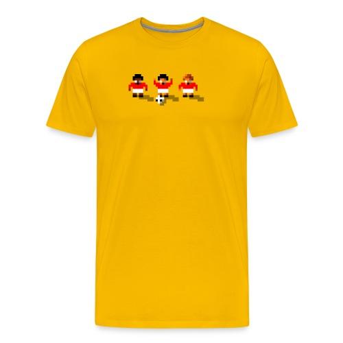 Soccer Red Team - Men's Premium T-Shirt