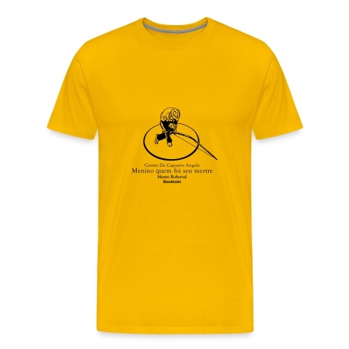 isotipo2 - Premium-T-shirt herr