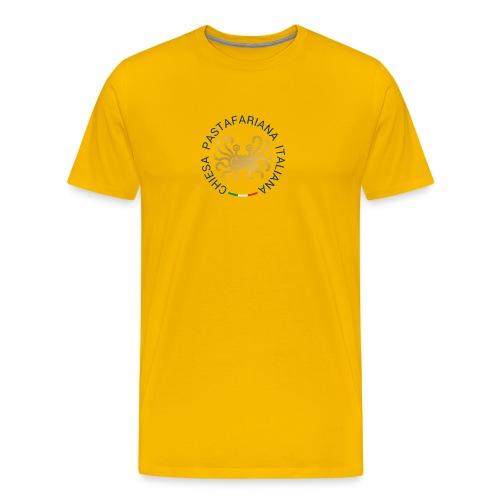 Logo_CPI_-tondo-_DEF - Maglietta Premium da uomo