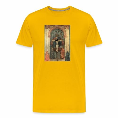 Politic Holy sh*t - Maglietta Premium da uomo