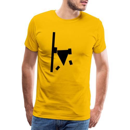 Montreal Champions Wall - Men's Premium T-Shirt