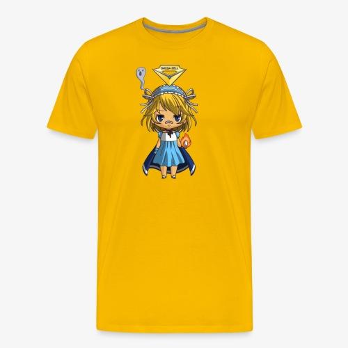 T.Shirt Chibi Oméga Zell Fille By Calyss - T-shirt Premium Homme
