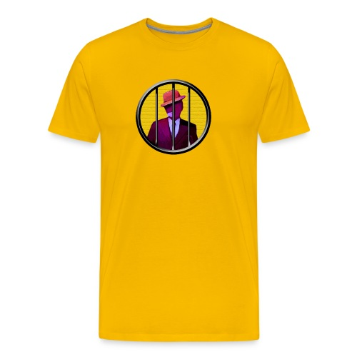 egonolsen cirkel - Herre premium T-shirt