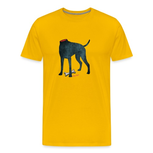 Dog Days - Men's Premium T-Shirt