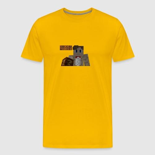 DiggyVerse Mystery - Men's Premium T-Shirt