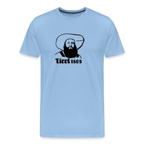 Andreas Hofer Silber1 - Männer Premium T-Shirt
