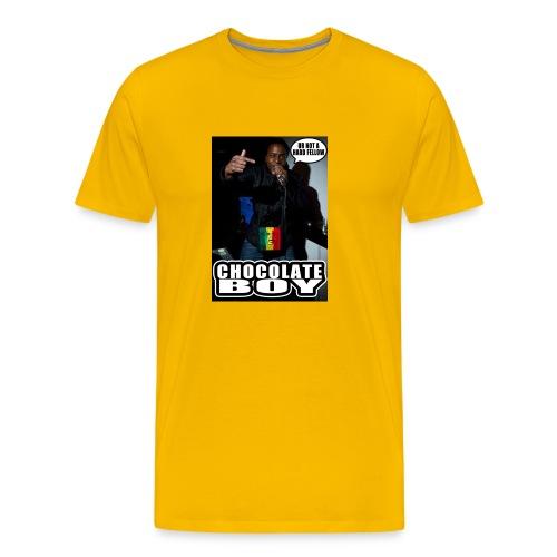 cb shirt design - Men's Premium T-Shirt