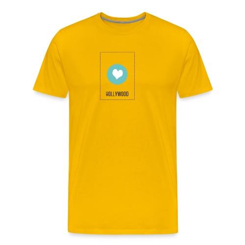 I Love Hollywood - Männer Premium T-Shirt