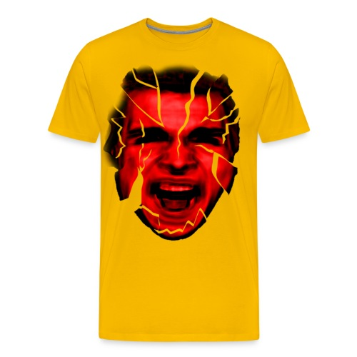 ZENON BROKEN - Men's Premium T-Shirt