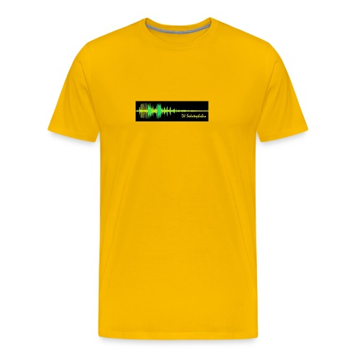 logo colour 2 jpg - Men's Premium T-Shirt
