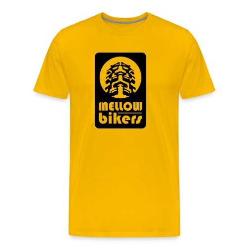 mellowbikers los - Mannen Premium T-shirt