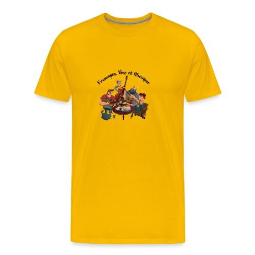 FVM2021 - T-shirt Premium Homme