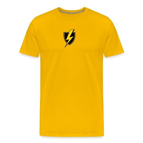 Schild - Logo - Männer Premium T-Shirt