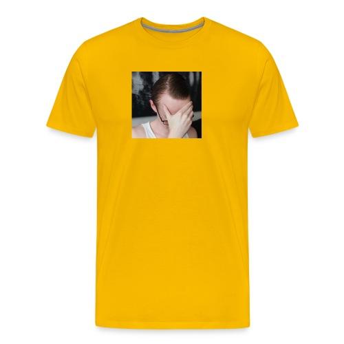 Piss jpg - Premium-T-shirt herr