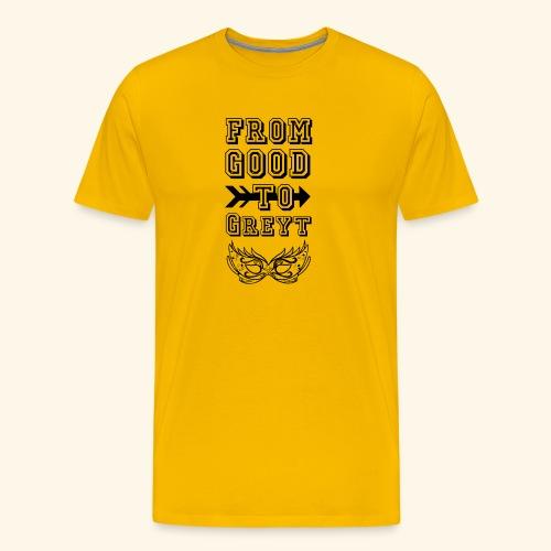 goodG - Men's Premium T-Shirt