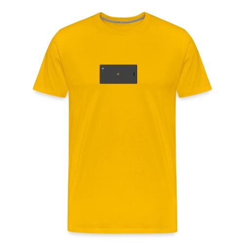 Gaffer png - Männer Premium T-Shirt