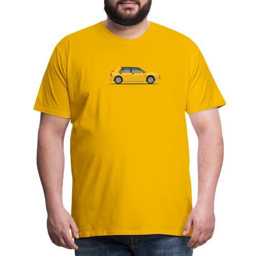 launch of the delta - Men's Premium T-Shirt